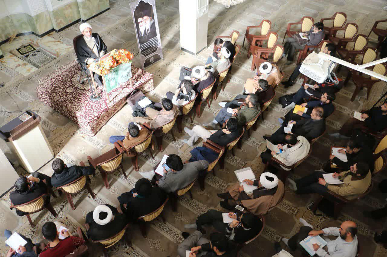 اهمیت ساختار اجتماعی در اقامه دین|دشمن از حامیان سند2030 حمایت میکند