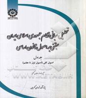 تحلیل مبانی نظام جمهوری اسلامی ایران مبتنی بر اصول قانون اساسی
