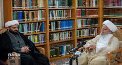 دیدار| آیت الله مکارم شیرازی: گریز زدن در درس به مباحث حکومتی کافی نیست/ پیشرفت فقه حکومتی نیاز به کار گروهی دارد
