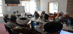 برگزاری کرسی «نقش روش مواجهه با روایات در تأخر تاریخی نیل به فقه نظام با تأکید بر روش شهید صدر»
