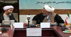 گزارش تصویری| نشست فلسفه و سیر تشریعی حجاب در اسلام